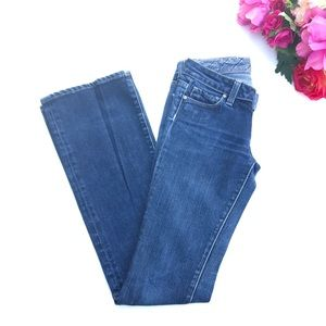 Paige Laurel Canyon Low rise Jeans Size 26